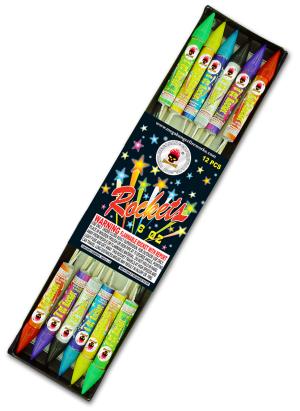 6oz rocket