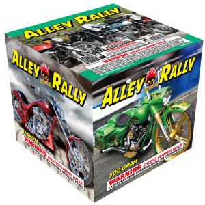 alley rally