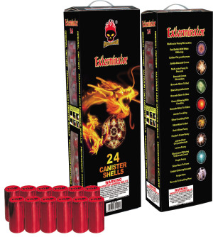 exterminator shell 24 pack
