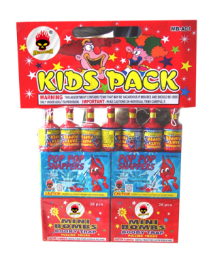 kids pack assorted