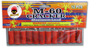m60 crackers
