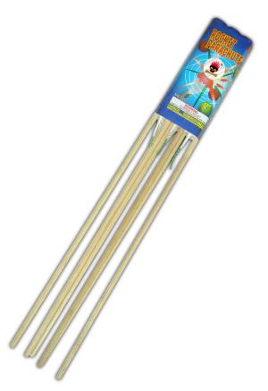 parachute rocket