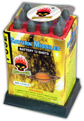 saturn missile battery 12