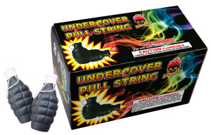 undercover pull string